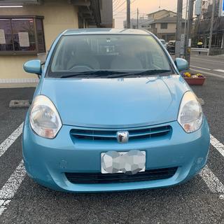 🔴コミコミ価格 極上車 パッソ49500キロ 車検3年2月!