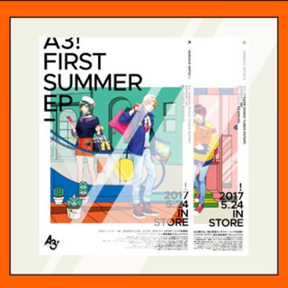 A3 First SPRING SUMMER EP エースリー ...