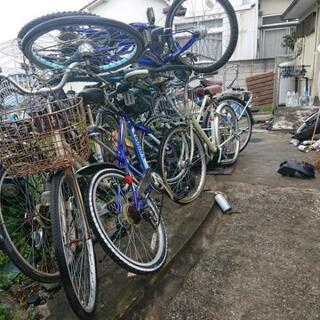 自転車、原付買い取りします。