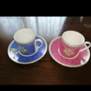 ジバンシー ペアカップ&ソーサー