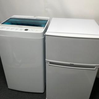 ハイアール 高年式 2018年製 単身用家電セット 洗濯機…