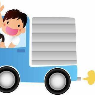 店舗への商品のルート配送業務(ルートドライバー業務)
