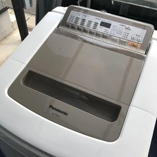取引中2017年製パナソニック洗濯乾燥機容量8キロ美品。千葉県内...