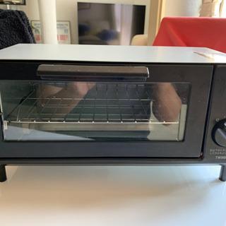 オーブントースターと電気湯沸かし器差し上げます