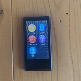 iPod nano 7世代  16G MD481J