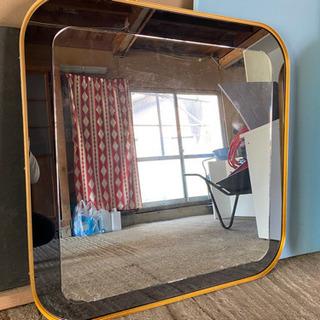 (取引中)大きめの鏡