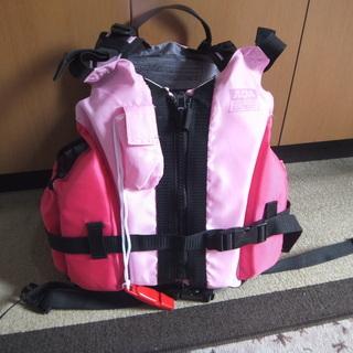 AQA 子供用ライフジャケット 体重15~40kgまで対応