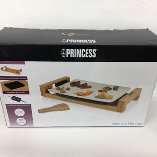 【新品】princess  テーブルグリル