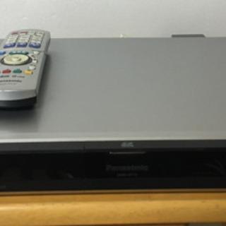 パナソニック DMR-XP10 デジタルハイビジョンDVDレコーダー