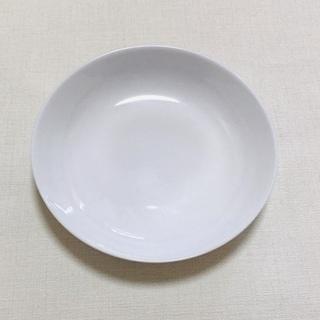 無料 山崎パンの白のプレート① 手渡しのみ