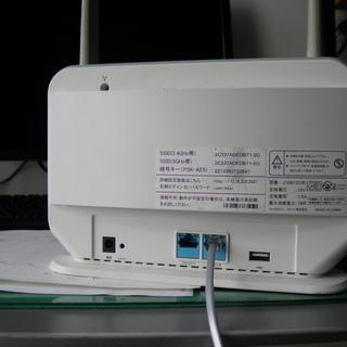 WI-Fsoftbank中継機