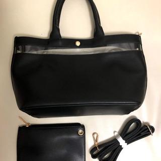 👜美品ハンドバッグ ビジネスバッグ👜ほぼ新品✨