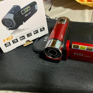 ビデオカメラHD