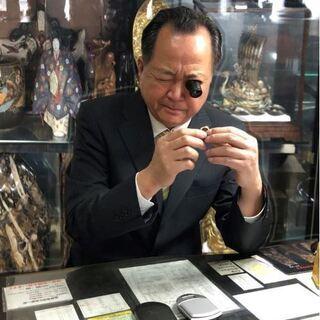 芝田美術です。鑑定歴30年。茶道具・骨董全般・掛軸・刀・鍔・鎧・...