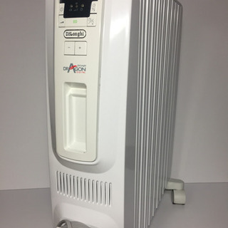 デロンギ オイルヒーター TDD0915-W