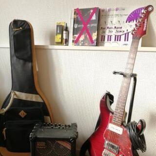 【初心者向けギターセット】新しいこと始めてみませんか?😊