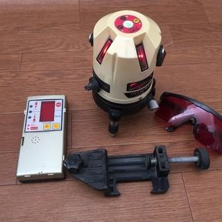 マイト工業 レーザー墨出し器 MLA-216EW 受光器 MH-50