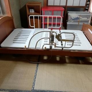 パラマウントベッド社製 介護ベッドを無料で差し上げます