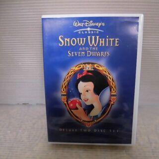 中古品 DVD ディズニー 白雪姫