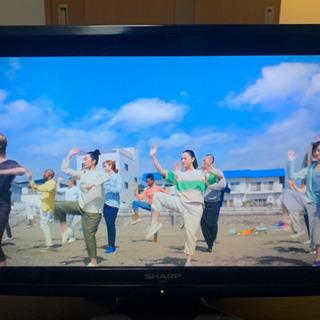 20インチ テレビ AQUOS LC-20E7