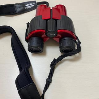 【中古】Vixen ARENA Sport 双眼鏡 M8 × 25 赤