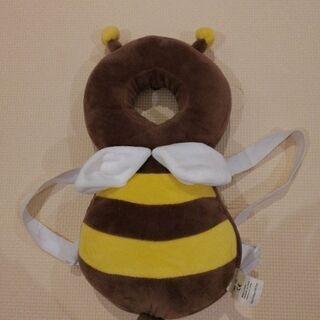 転倒防止クッション ハチ リュック おもちゃ 赤ちゃん 玩具 ベビー