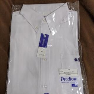 水城高校男子半袖ボタンダウンシャツ(未開封)