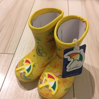 新品未使用★長靴 13cm 子ども用