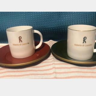 コーヒーカップ ペア  Roberta di Camerino