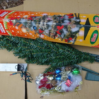 クリスマスツリー 電飾 値下げしました