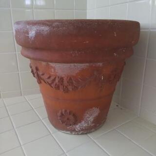 ★値下げ★大きい植木鉢イタリア製の画像