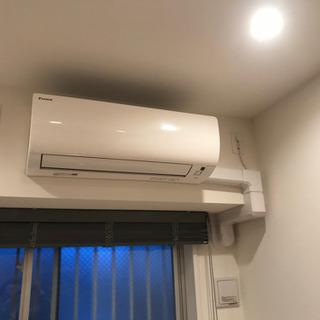エアコン工事(取付、取外し)全般