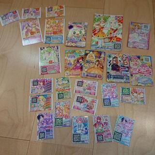 プリパラ アイカツ! ディズニー カード