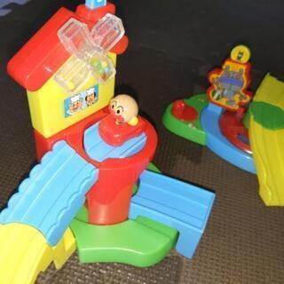 アンパンマンおもちゃセット 写真3枚分すべて