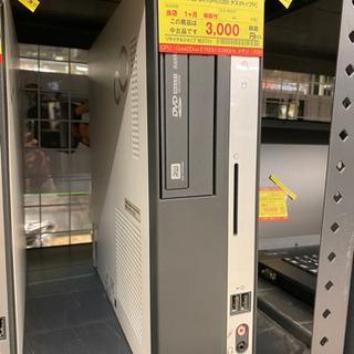 【1ヶ月保証付き!!】FUJITSU 160GB デスクト…