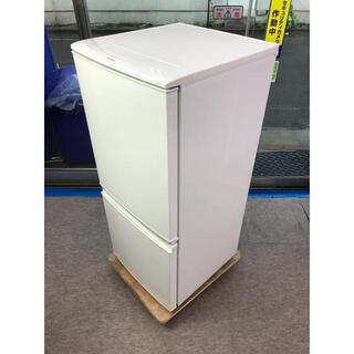 【🐢最大90日補償】SHARP 2ドア冷凍冷蔵庫 SJ-D14B...