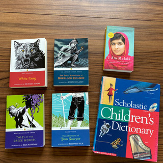 英語子ども用辞書 洋書5冊 セット