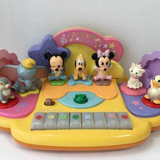 タカラトミー ディズニータッチでピアノできた