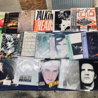 レコード大量  66枚+ジャケ無し15枚