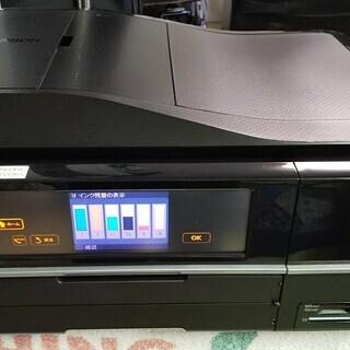 【使用品】EPSON EP-903F インクジェット複合機…