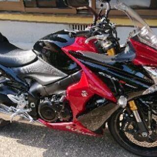 バイク スズキ gsxs1000f