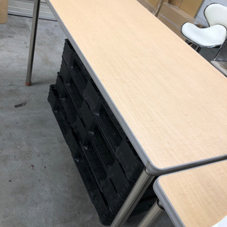 イトーキ 会議テーブル 作業台 drcp-157mw-94 オフ...