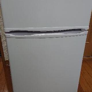 冷蔵冷凍庫 2019年製 maxzen
