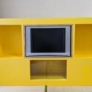 テレビ付棚