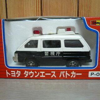 1/32 Diapet P-03 トヨタ タウンエース パトカー