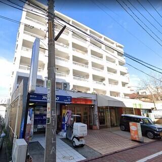 駅1分!買い物便利な分譲2DKマンション!