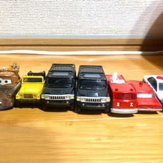 トミカ ミニカーなど7台