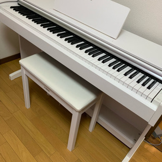 中古❗️電子ピアノ YAMAHA ホワイト