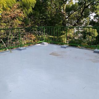 目的自由 30平米のルーフトップ/屋上