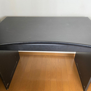 【譲ります】4/23-26受渡し ビジネスデスク椅子セット